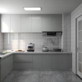 50平米一居室null风格厨房装修效果图