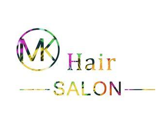 MK Hair salon品牌形象(旺城店)