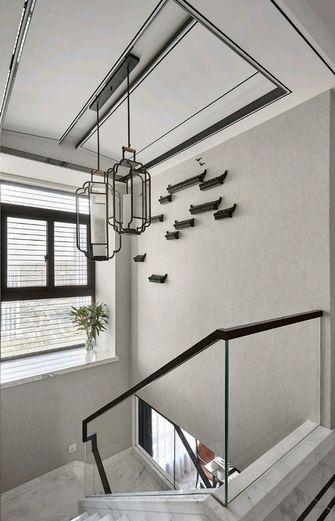 140平米复式null风格楼梯间图