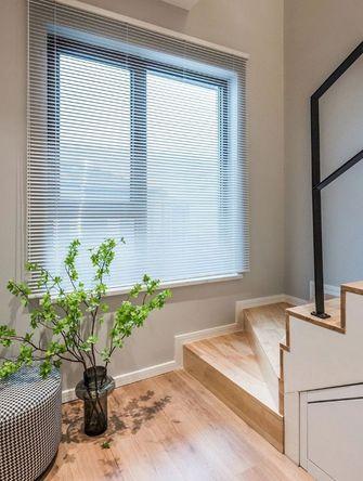 90平米复式null风格楼梯间效果图