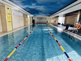 希尔顿·铂游泳健身