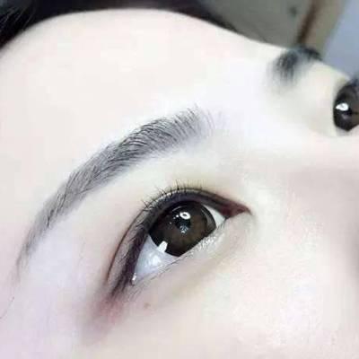 韩式美瞳线作品图