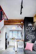 30平米以下超小户型null风格厨房装修图片大全