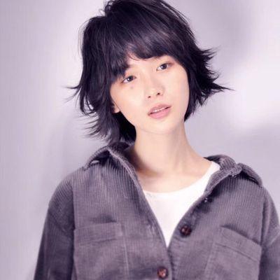日式发型作品图