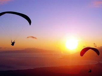 南部山区滑翔伞·跳伞飞行营地