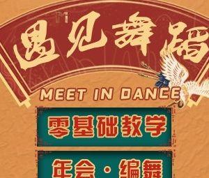 遇见·舞蹈 MEET IN DANCE