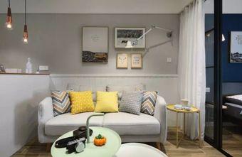 50平米小户型null风格客厅设计图