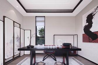 140平米复式null风格书房装修效果图