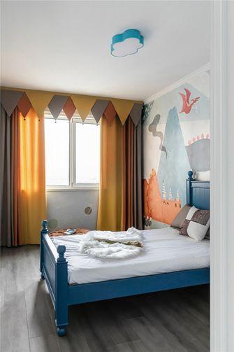 140平米复式null风格儿童房装修图片大全
