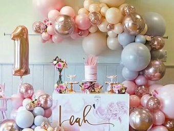 偶时花喜·麋鹿Mi·Lu鲜花气球派对(威尼都店)