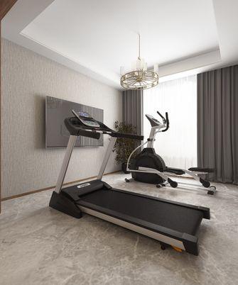 140平米别墅null风格健身室设计图