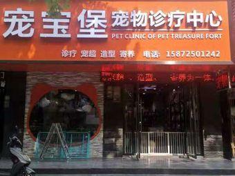 宠宝堡宠物诊疗中心(公园路店)