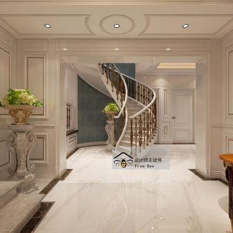 140平米三null风格楼梯间装修案例