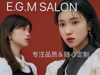 E·G·M SALON 美发专业店
