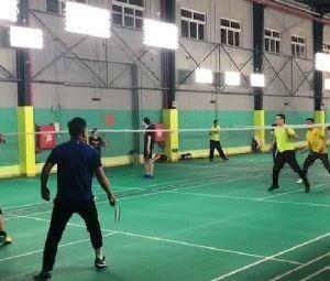 欢羽羽毛球训练基地