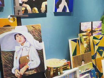 24H ART STUDIO油画工作室