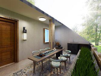 140平米别墅null风格阳光房欣赏图