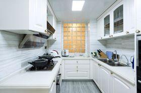 120平米三null风格厨房装修效果图