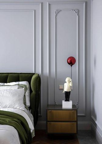 120平米三null风格卧室欣赏图
