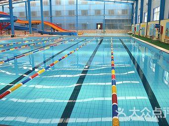 山水水上乐园游泳馆