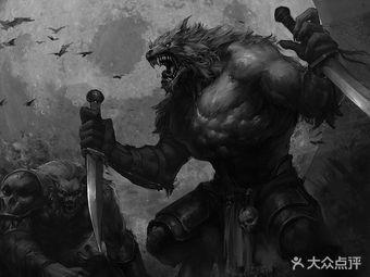 LordWar狼人杀主题桌游吧