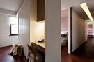 110平米三null风格书房设计图
