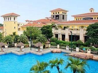 绿湖温泉度假酒店-室外游泳池