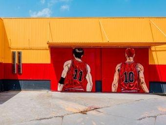 易建联篮球长沙训练营