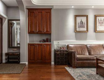 130平米三null风格客厅装修图片大全