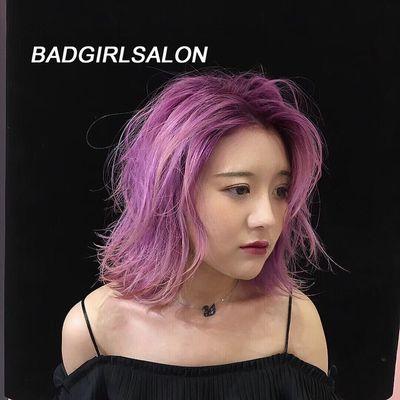 紫色效果图