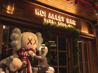 鲤巷 KOI Alley Bar
