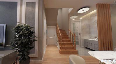 120平米复式null风格楼梯间装修图片大全