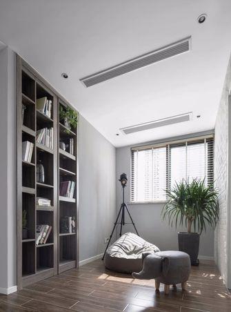 120平米三null风格书房欣赏图