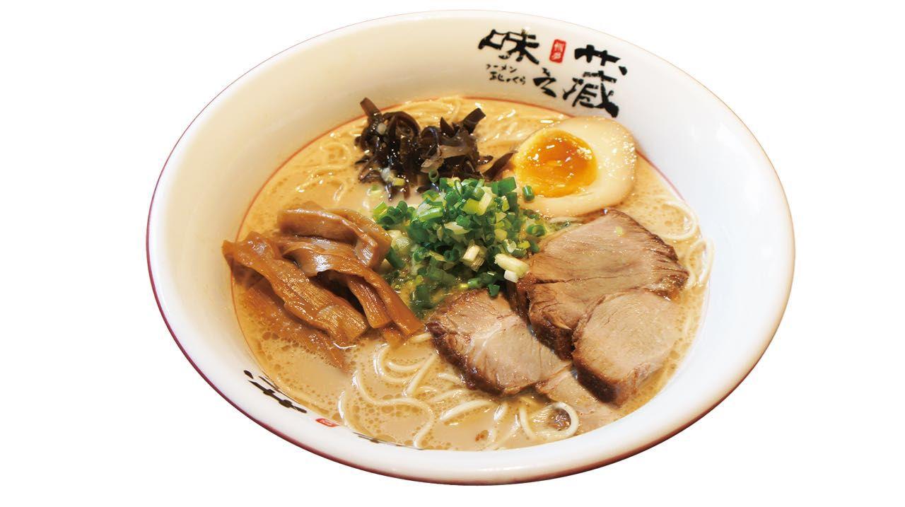 日本拉面_味之藏日本拉面