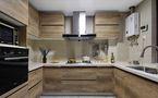 20万以上120平米三null风格厨房欣赏图