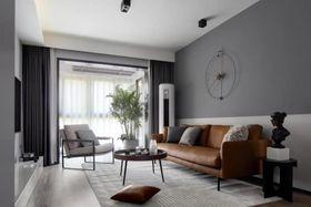 100平米null風格客廳設計圖