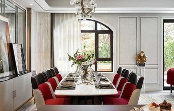 140平米复式null风格餐厅图片大全