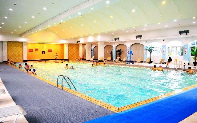 美佳乐室内游泳馆