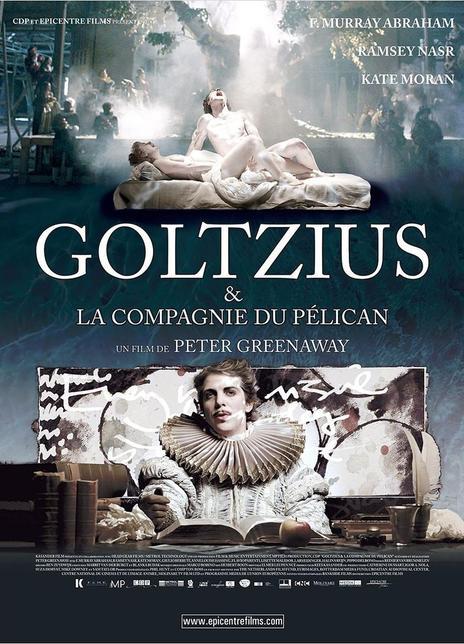 """2012 英國《高俅斯和鵜鶘公社》是彼得·格林納威""""荷蘭大師""""系列的第二部影片"""