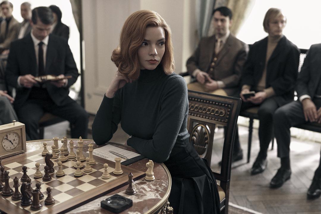推片:Netflix最新剧集《后翼弃兵》象棋女王的故事,全7集下载-福利巴士
