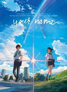 你的名字。