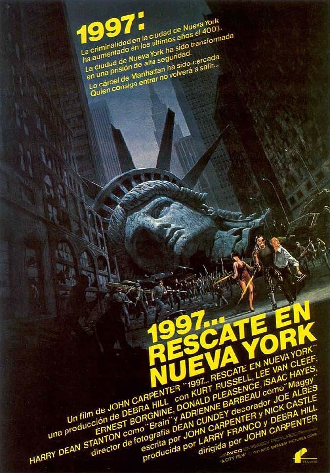 《纽约大逃亡》百度云网盘电影 在线观看uc网盘 超清BD1080P 中字下载(1981)