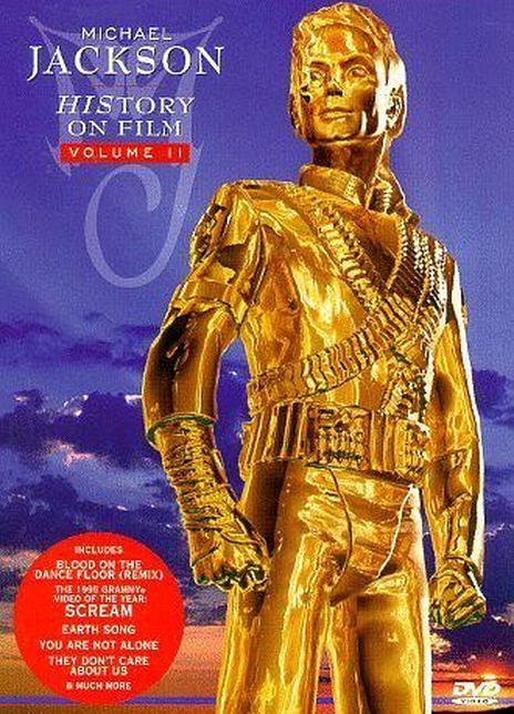 迈克尔·杰克逊专辑History(索尼金碟2CD) 迅雷云盘下载