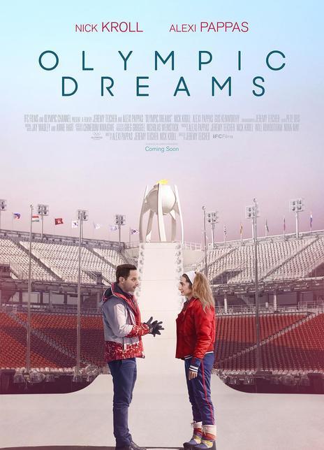 2019美国运动剧情片《奥运梦》HD1080P.中英双字