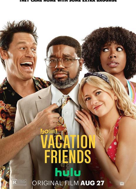 度假伙伴/度假夫妻档 2021美国喜剧 HD1080P.高清迅雷下载