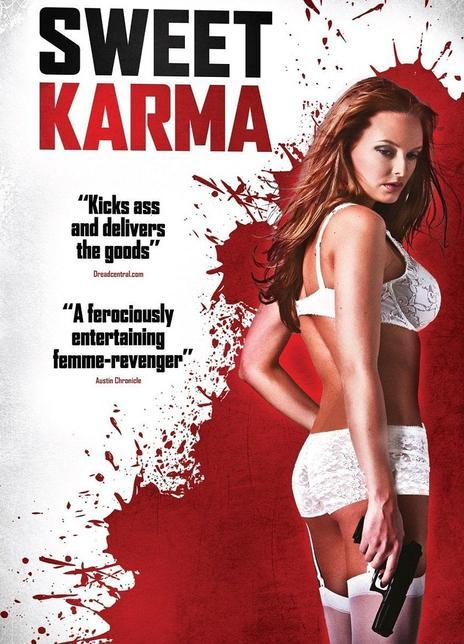 2009 加拿大《甜心的報復》以牙還牙,以血還血