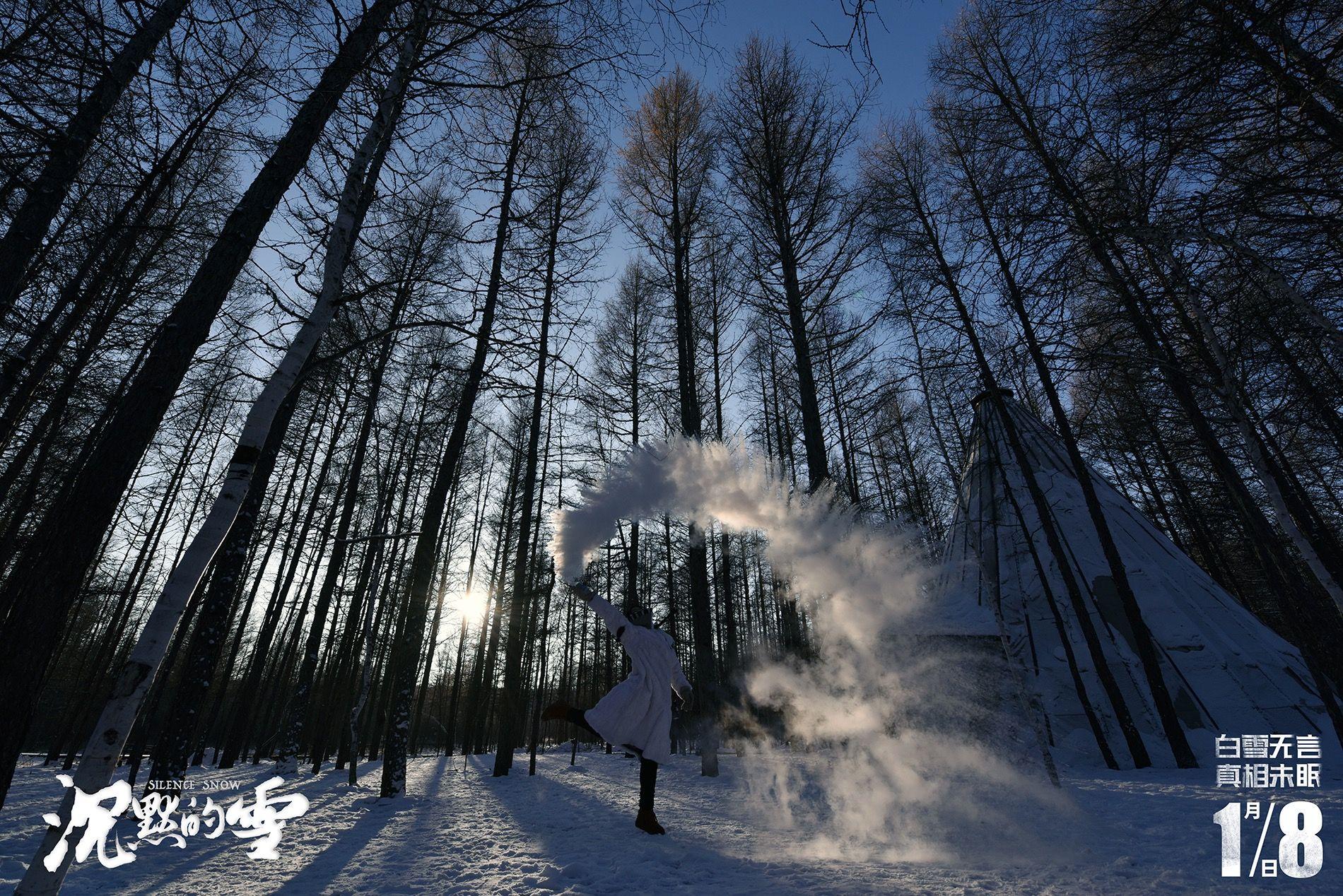 電影沉默的雪|宣傳預告片