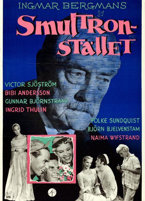 1957瑞典高分剧情《野草莓》BD1080P.中文字幕