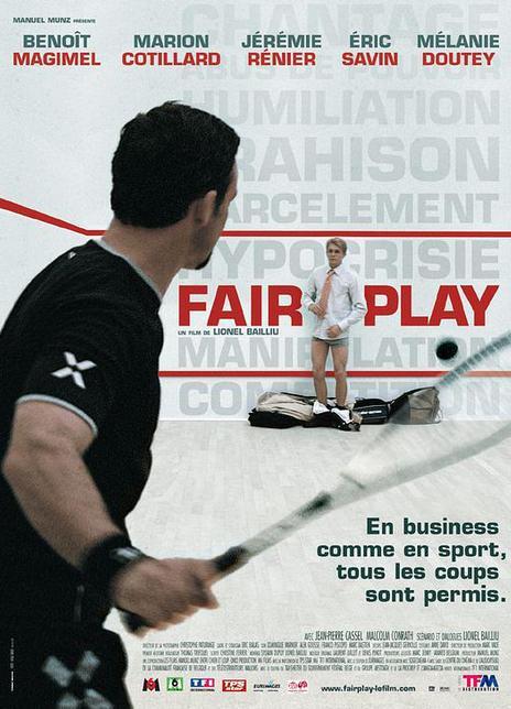 2006法国高分惊悚《公平竞争》BD720P.法语中字