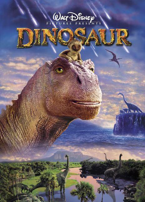 恐龙海报封面